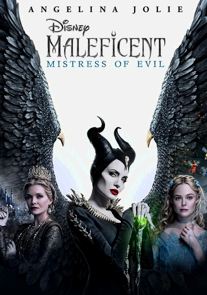 Image of Maleficent Mistress of Evil Movie Poster