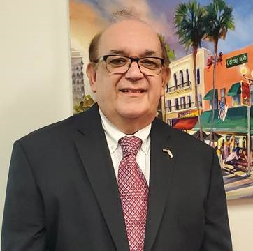 Mayor Keith A James Names West Palm Beach Hispanic Community Liaison Communications West Palm Beach Fl