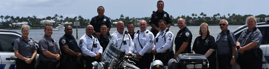 West Palm Beach Police Force