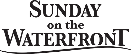Sunday on the Waterfront Logo