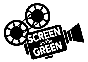 Screen on the Green Logo