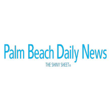 Palm Beach Daily News The Shiny Sheet Logo