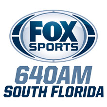 640 AM Fox Sports Logo