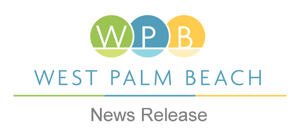 City of West Palm Beach News Release