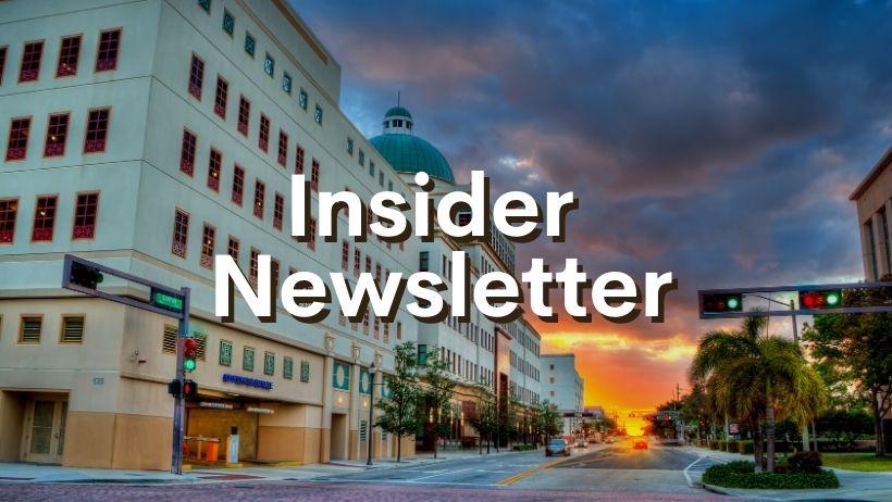 Insider Newsletter